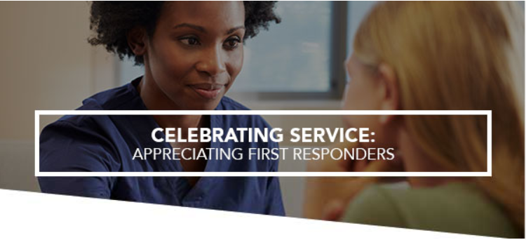 Celebrating Service: Appreciating First Responders